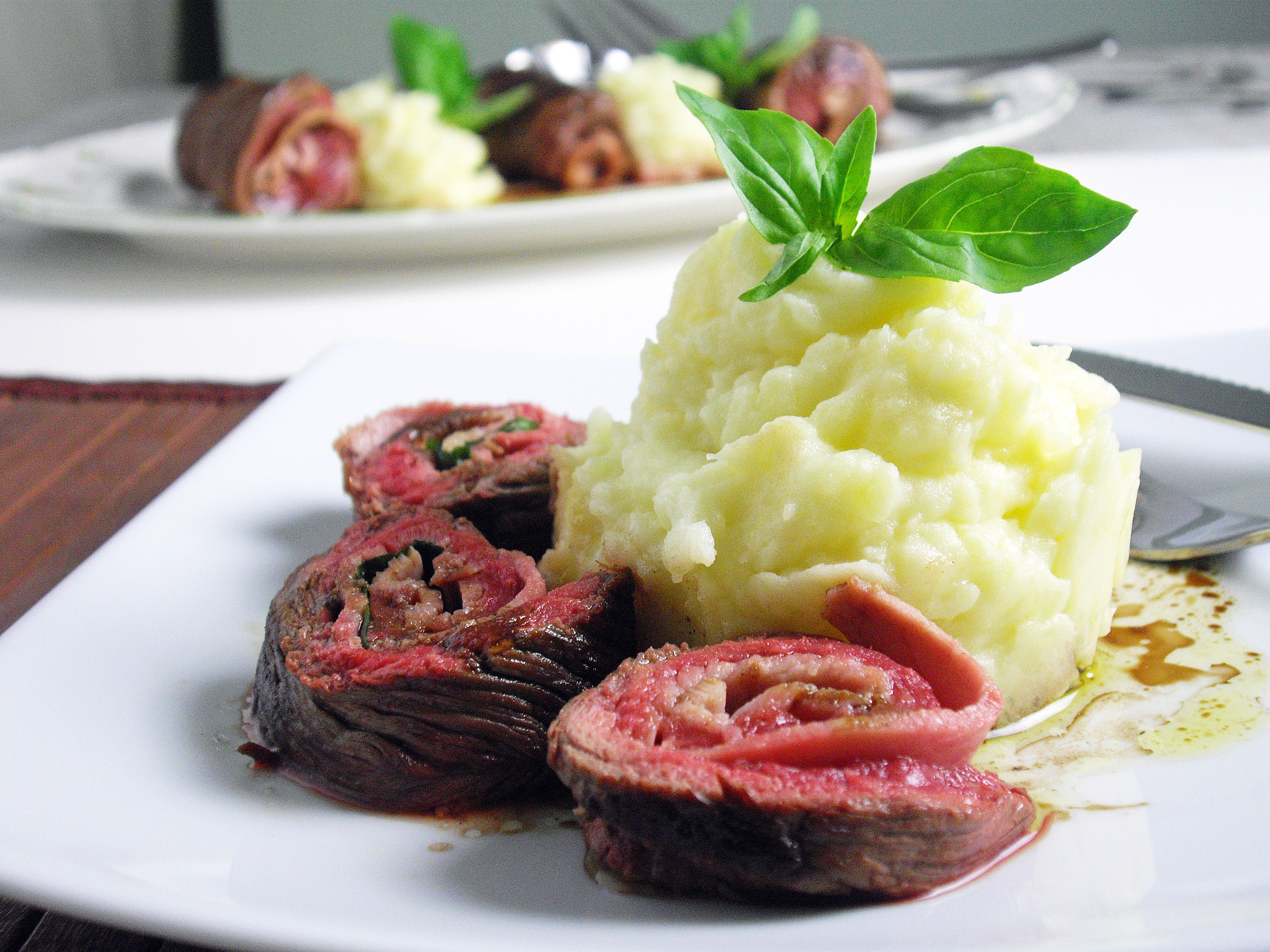 Saltimbocca an italian irish recipe in the land of the for French cuisine recipes