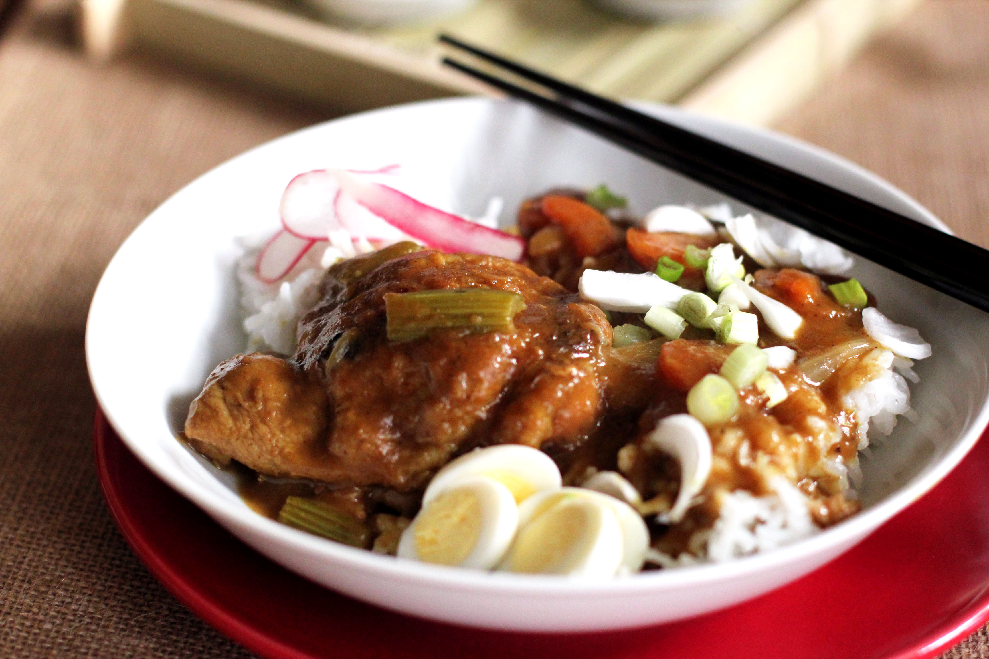 Make Chicken Curry to Have