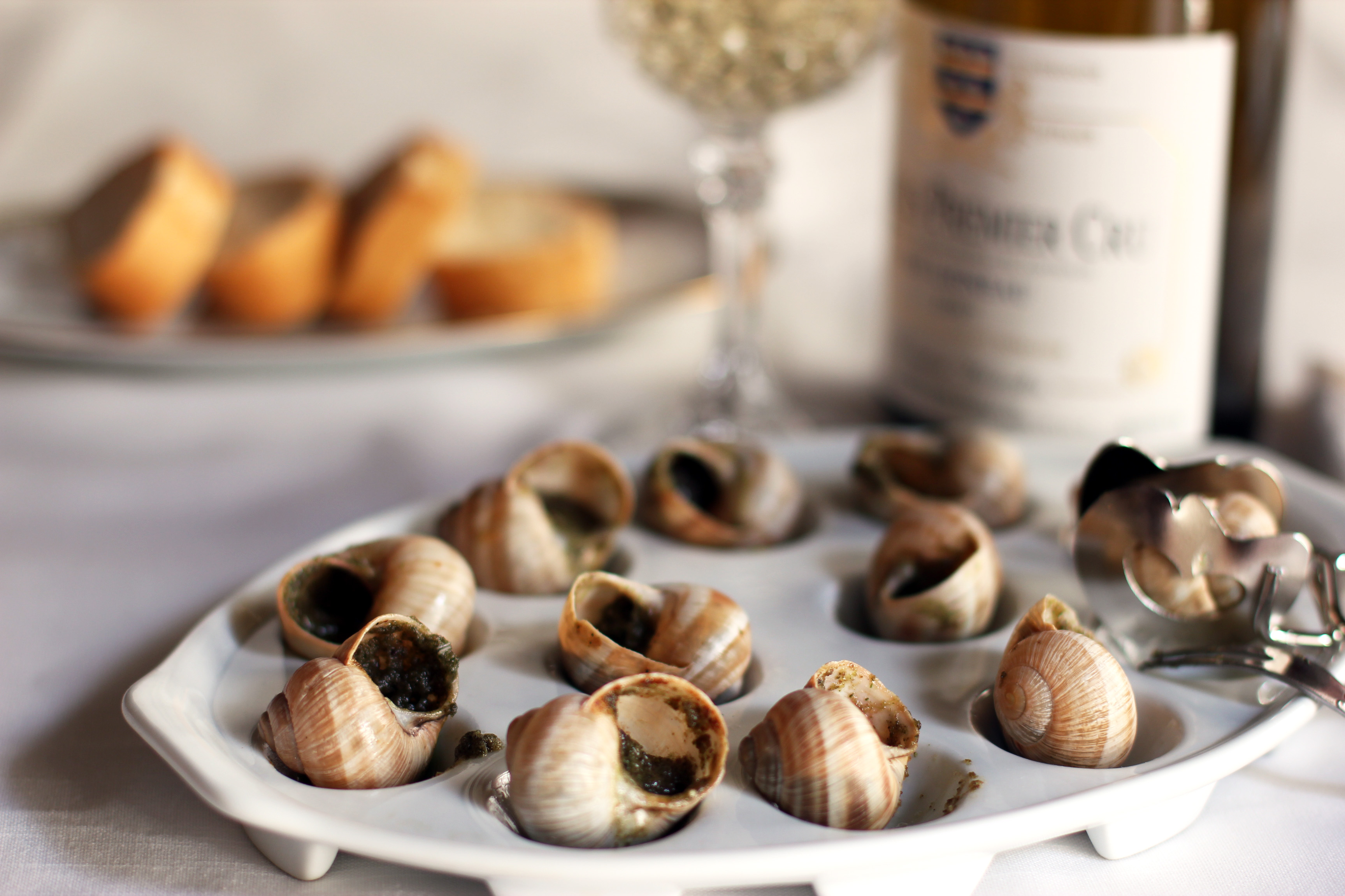 Escargots de Bourgogne | Cooking in Sens