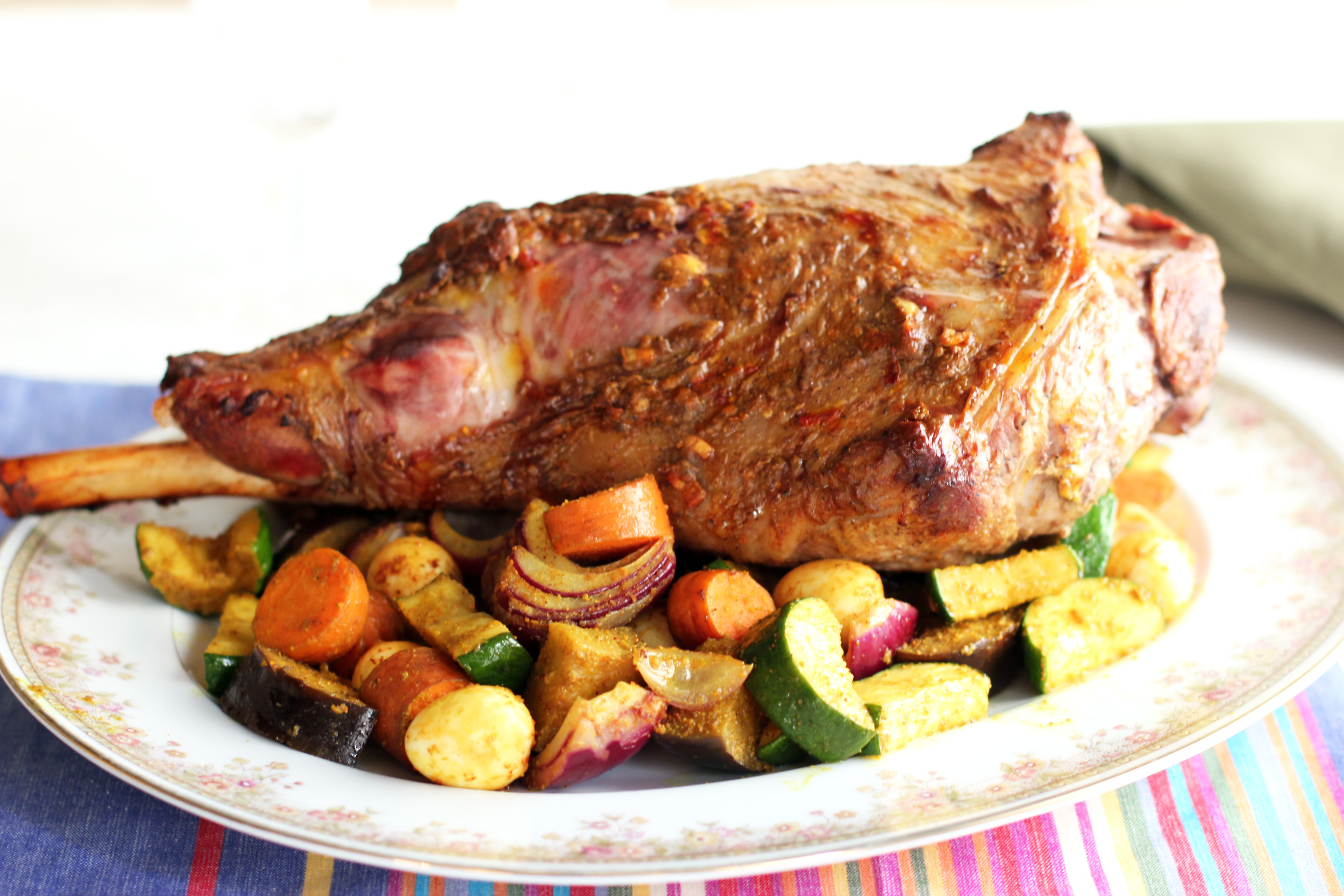 best roast leg of lamb ingredients 1 leg of lamb roast leg of lamb