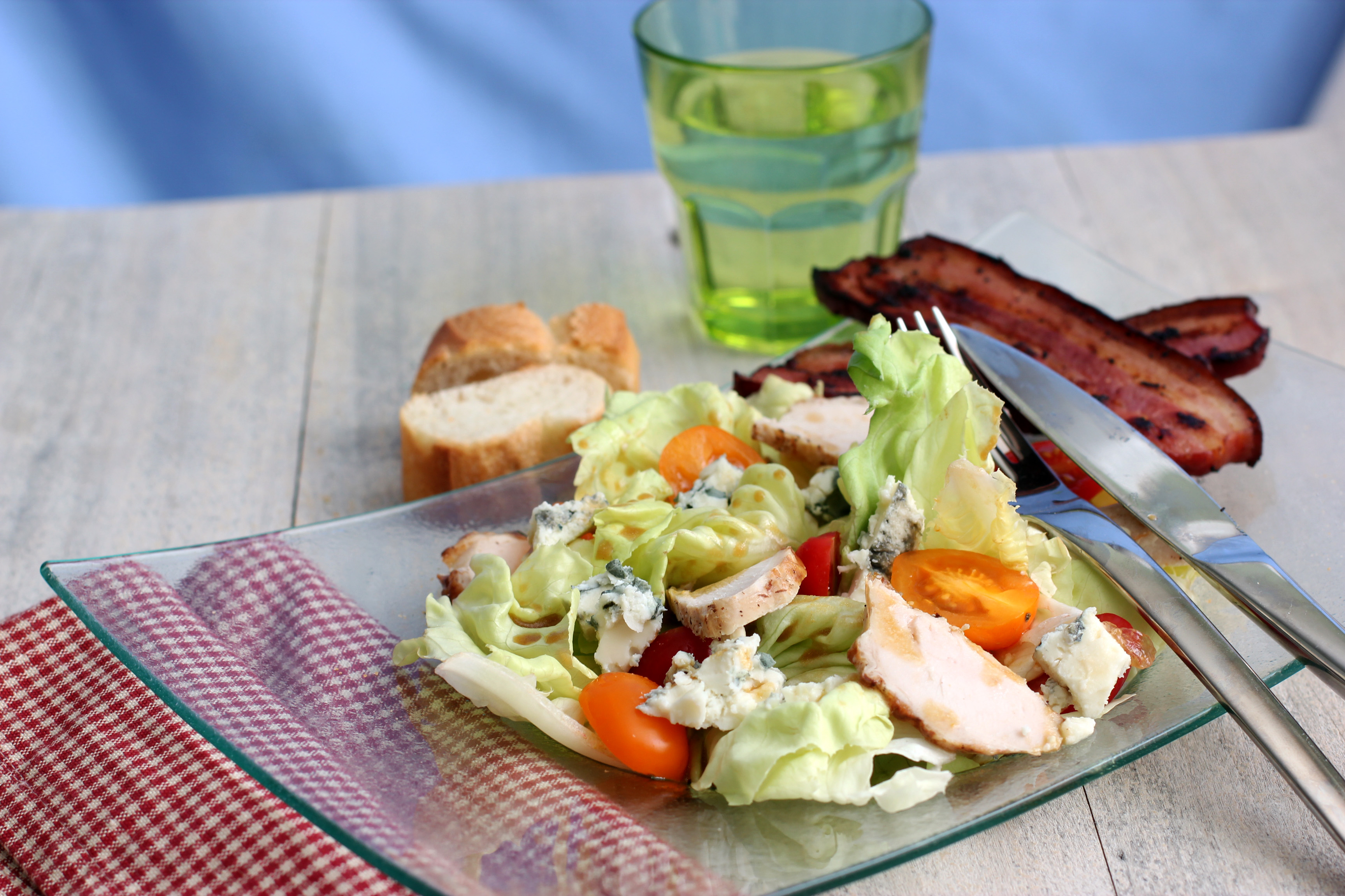 Image result for Californian Cobb salad (USA)